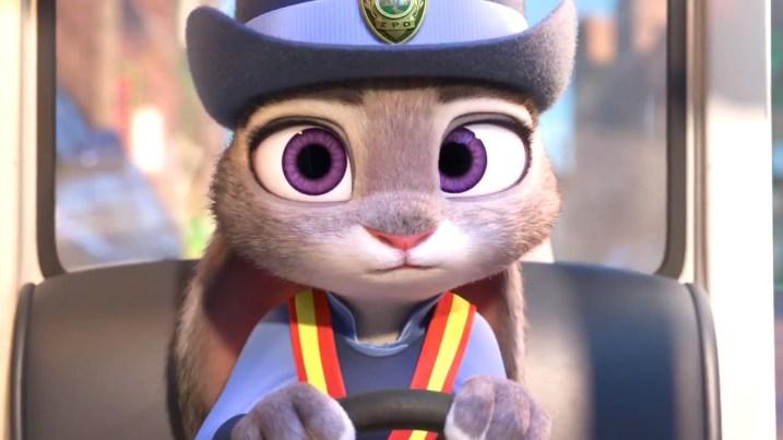 Officer hops in car