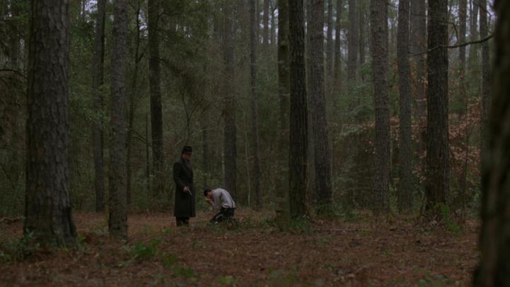 millers-crossing execution in the forest