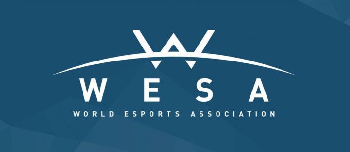WESA world esports association logo