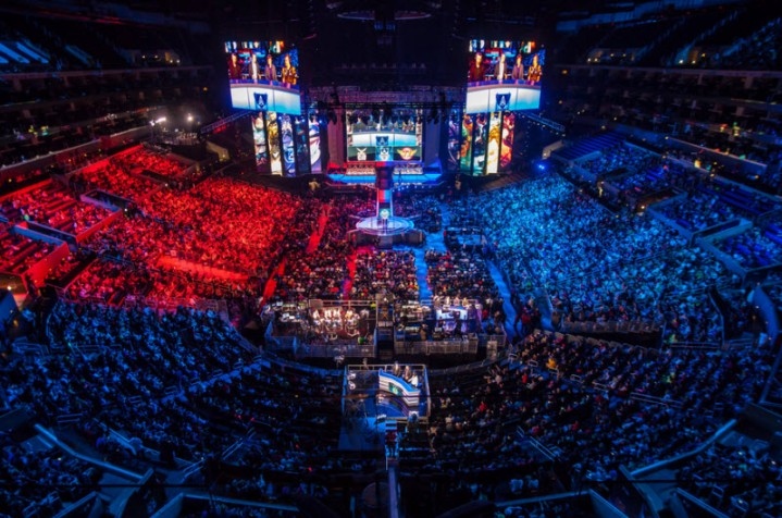 league of legends stadium