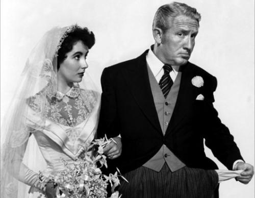 original father of the bride bride and dad