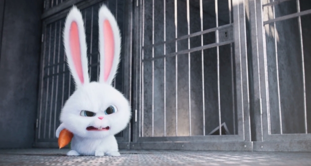 The Secret Life of Pets snowball the bunny